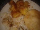 Indická kuchyně  Aloo Gobi Dalna (brambory a květák) videorecept ...