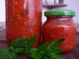 Rajčatové čatní (omáčka pokaždé jinak) recept