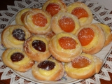 Zamotané koláče recept