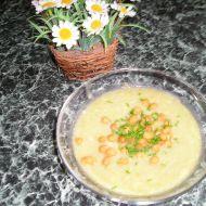 Pórková polévka s bramborami recept