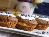 Margotkové muffiny s tvarohem recept