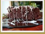 Čoko-dortík se sušenými švestkami recept