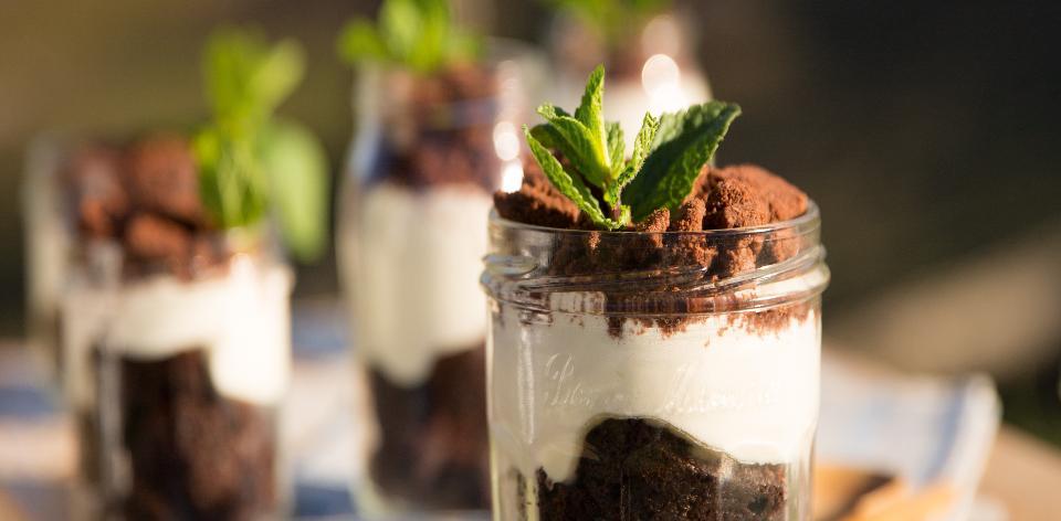 Brownies poháry