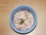 Rajčatový salát s majonézou recept