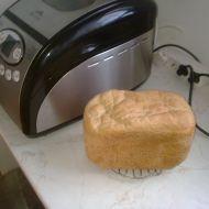Škvarkový chléb z domácí pekárny 1 recept