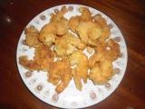 Smažené krevety v křupavém těstíčku recept