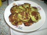 Křehké brokolicové placky recept