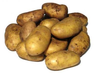 Osmažené brambory