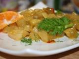 Fenykl na pomeranči recept