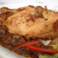 Pečené kari kuře z remosky recept