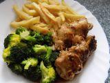 Kuřecí steak s jemnou máslovou brokolicí ( aneb  za 20 minut ...