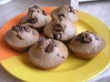 Čokoládové muffinky recept