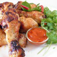 Marinované kuřecí paličky recept