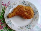 Smažená kuřecí stehna s kostí recept