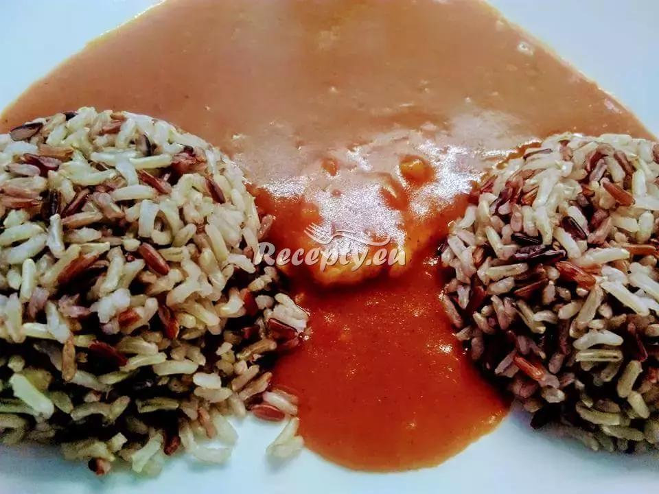 Čufty s mraženými paprikami recept  vepřové maso