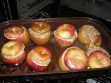 Zapečená jablka recept