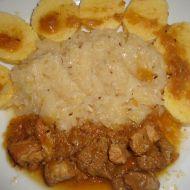 Jemné bramborové knedlíky recept