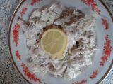 Kuřecí salát s pórkem recept