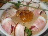 Luxusní paštika z kachních jater s pomerančovou marmeládou ...
