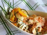 Cuketový salát s bramborami recept