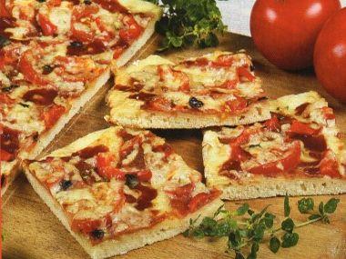 Fofr pizza z kefíru
