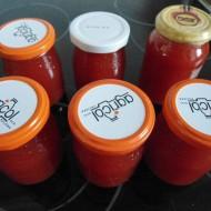 Výborná marmeláda z rajčat recept