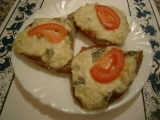 Hermelínové toasty recept