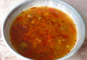 Gulášová polévka II.