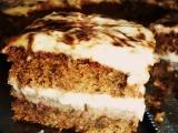 Kafíčkové řezy jako dortík recept
