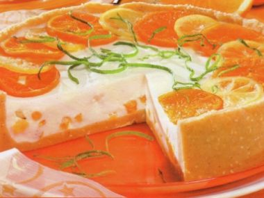 Pomerančový dort  DIA