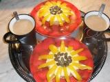 Slunečnice k snídani recept