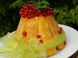 Piškotový nepečený mini dortík recept