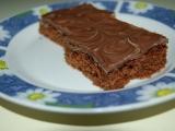Mramorované čokoládové kostky recept