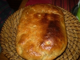 Hlívový chleba recept