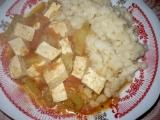 Tofu paprikáš recept