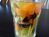 Ovocný čaj trochu jinak recept
