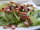 Hlávkový salát s nálevem recept