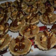 Košíčky s ořechovo-medovou náplní recept