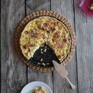 Jednoduchý hrnkový slaný koláč recept