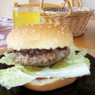 Hamburger recept