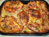 Kadlíkovo kuře na čemsi recept