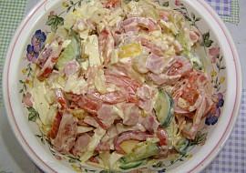 Maglajz (salát) aneb večerní pochutnání recept