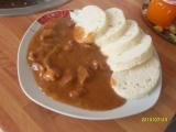 Lehký maďarský guláš recept