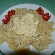 Sýrová omáčka alá paprička recept