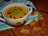 Cizrnovo-mrkvová polévka s kmínem recept