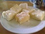 Řezy raffaello recept