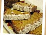 Vločkový chlebíček recept