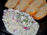 Ředkvičkový salát s mozzarelou recept