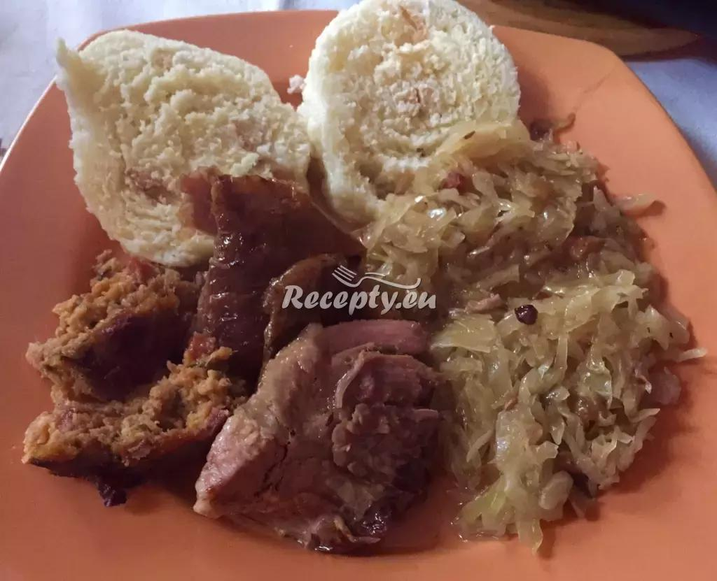 Bavorské výpečky recept  vepřové maso