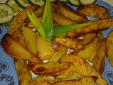 Pečené brambory na rozmarýnu s citronem recept
